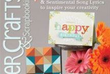 Magazine Issues / by Paper Crafts & Scrapbooking Magazine