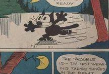 Cartoons and comics