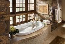 Bathroom & Plumbing Ideas / by Belle Jackson