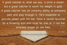 Baseballin / by Belle Jackson