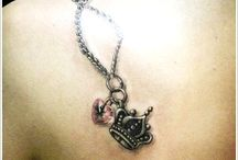 Tattoos / Tattoos  / by Rebecca Bergeron