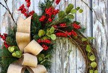 Christmas / by Stefanie Sintakis