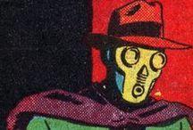 The Sandman / It's a gas, gas, gas!