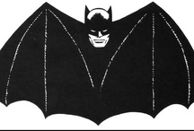 Bat Symbol / by Olsen Ross