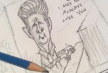 My art  - caricature