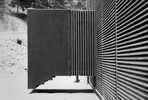 zumthor. Shelter for Roman Ruins, Chur 1985-86