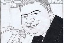 Caricatures 2 / (Continues on 'Caricatures 3')