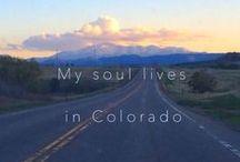 Colorado beauty / by Jacqueline Rivera Calvillo
