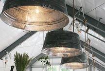 Corrugated Metal Decor