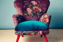 Chairs, Chaise and Couches