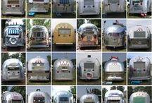 Vintage Campers / by Anita Shuler DeLong