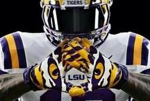 LSU / by Willie Jennings