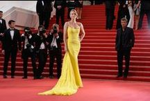 Walking on the Red Carpet / Draw inspiration from the celebrities as spotted in the festival of Cannes 2015, the red carpet and many other parties!