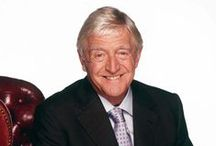 """Icons interviewed by Sir Michael Parkinson / If you interview enough icons, you become an icon. Here is our eight treasures selection of """"Parky"""" interviewing icons. Book a £5 ticket and see him at China Exchange on September 16"""