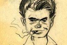 A Self-Portrait - Draw/Print
