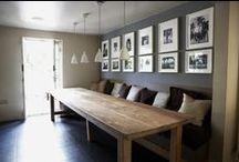 Kitchen & Dining Room / by Kori Zehr