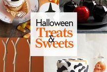 Halloween Food and Treats / Spooky Halloween cakes, cupcakes, candies, and more.  / by Country Living Magazine