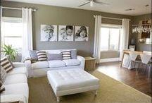 Living Room  / by Kori Zehr