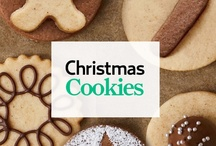 Christmas Recipes / Country Living's best recipes for Christmas cookies and other holiday treats. / by Country Living Magazine