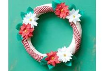 Wreaths! / Our favorite wreaths, for all kinds of holidays.