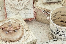 Craft Ideas / These are things that inspire me as well as things I love.