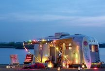 gypsy caravans and airstreams