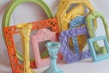 Crafty ideas / by Carolyn Rodriguez