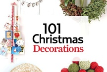 Christmas Decorations & Crafts / by Country Living Magazine