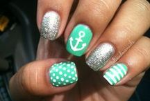 The Look: Decorated Digits / nail polish envy / by Heather Auclair