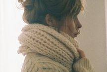 Comfy Closet / Soft sumptuous sweaters & anything to cuddle in or under.  / by Charlie & Chloe's Gran