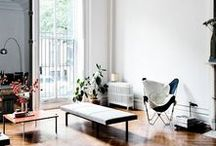 Spaces / Moodboard for home and out-indoor spaces / by Anna Bongiorno