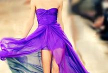 Fancy Fashion / Runway to Rodeo styles to adore! / by Heather Auclair
