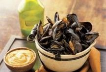 Fresh from the sea / Seafood loving recipes