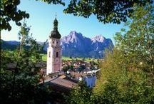 South Tyrol / In northernmost Italy, towering peaks over 3,000 metres high stand sentinel along the border with Austria, while icy glaciers spill down into the valleys below. The Senales is one such idyllic, German-speaking valley in which lush meadows and dense pine woods surround picturesque villages with their pretty wooden churches. http://goo.gl/YGlrql  Discover more about this magical region with our friends at Experience South Tyrol: http://www.suedtirol.info/en/