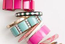 Work Jewelry: Bracelets / Jewelry to be inspired by / by Heather Auclair