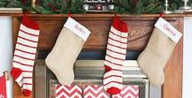 gift ideas I stocking stuffers / gifts for the finishing touch in the stockings.