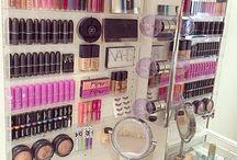 Make up and vanity