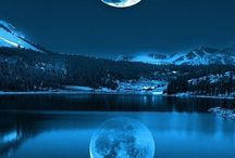 The beauty of the moon