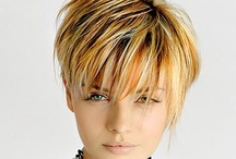 cute hair cuts / by Debbie Gould