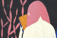 Art. Love. / Contemporary, quirky art and illustration.