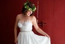 Wedding Dresses / by Two Bright Lights