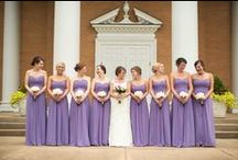 Purple Wedding Details
