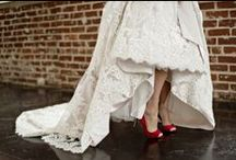 Wedding Shoes / by Two Bright Lights