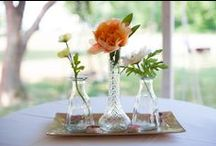Orange Wedding Details / by Two Bright Lights