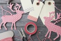Holiday. / Holiday and winter decoration ideas, DIY craft projects, and recipes.