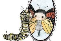 illustrations / by Cheri Howell