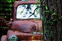 trucks, barns, all things country / by Cheri Howell
