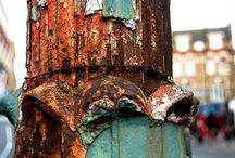 rusty / by Cheri Howell
