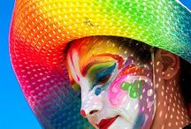 Color Me Happy / This is one of my favorite boards!  What a WONDERFUL world of color :) I hope others find a dose of happy here too! / by Cheri Howell