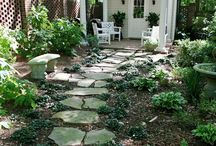 Garden & Landscape Ideas / The living space outside our home.